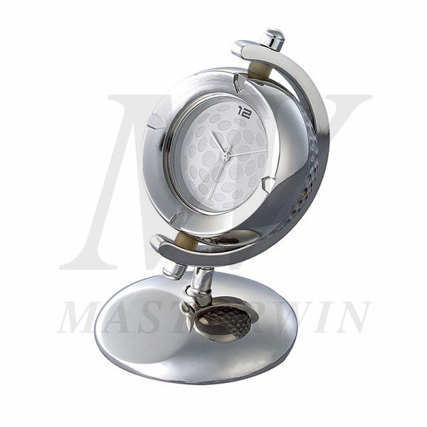 Metal Desk Quartz Clock_B86159