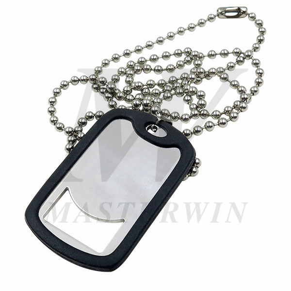 Metal Dog Tag with Bottle Opener_DT16-004