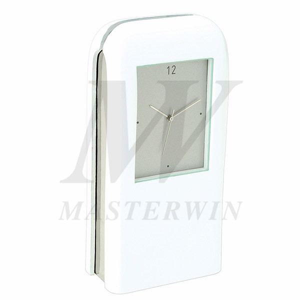 Metal Desk Quartz Clock_B86287-01