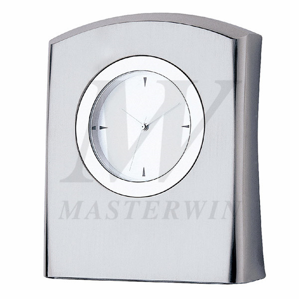 Metal Desk Quartz Clock_B8600