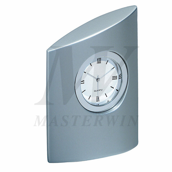 Metal Desk Quartz Clock_M8475