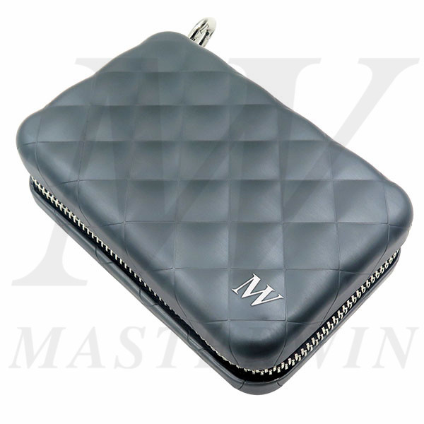 Aluminum_Quilted_Zipper_Wallet_QC16-001P