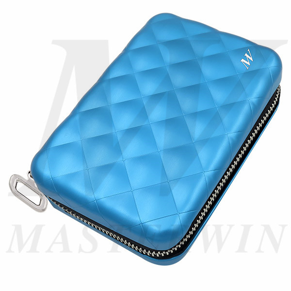 Aluminum_Quilted_Zipper_Wallet_QC16-001PS