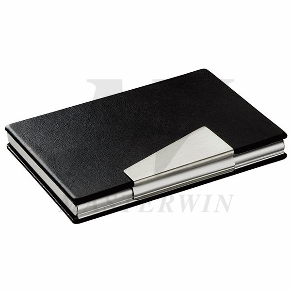 PU_Metal Name Card Case_87155-05