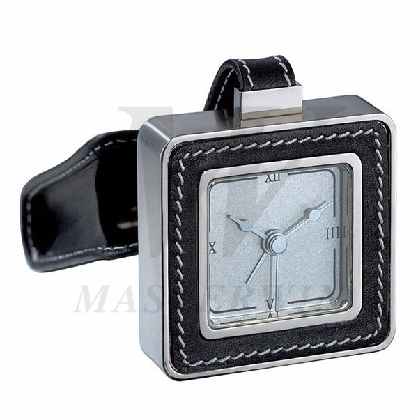 Travel Alarm Clock with Clock Pouch_85045-01
