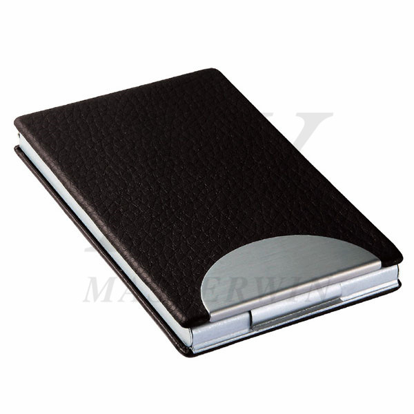 PU_Metal Name Card Case_87351-01