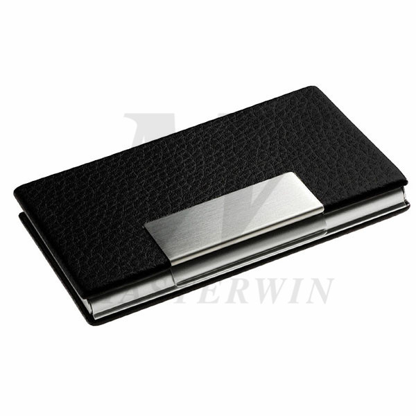 PU_Metal Name Card Case_87335