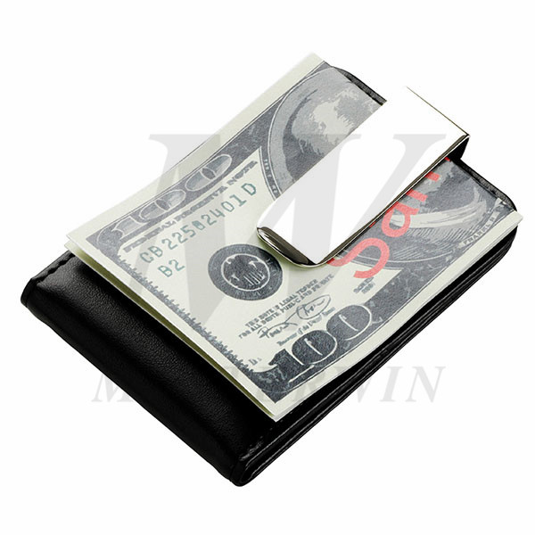 PU_Metal_Credit_Card_Pouch_with_Money_Clip_B86419