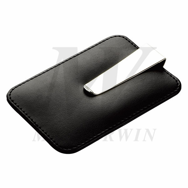 PU_Metal_Credit_Card_Pouch_with_Money_Clip_B86401
