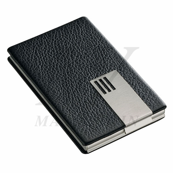 PU-Metal Name Card Case_87744