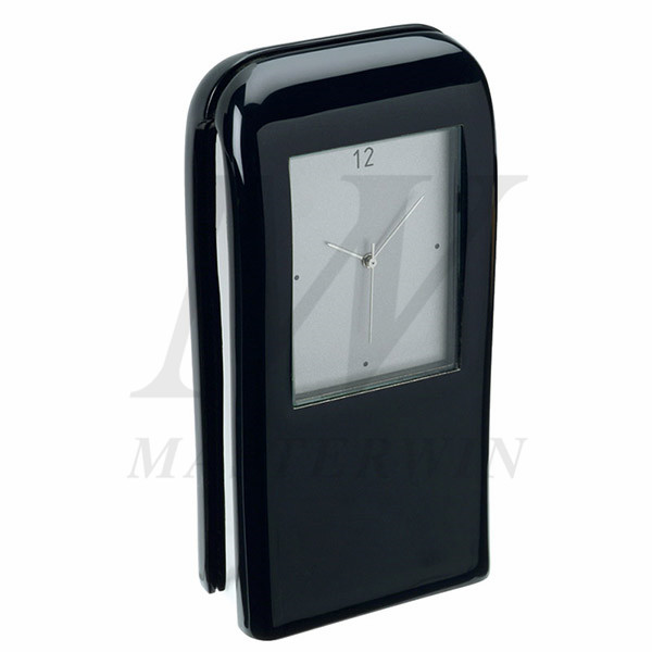 Metal Desk Quartz Clock_B86287