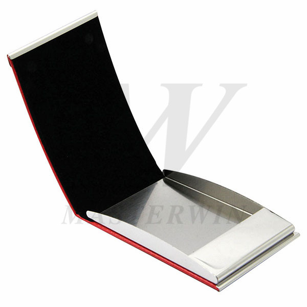 PU_Metal Name Card Case_18U05-01-02