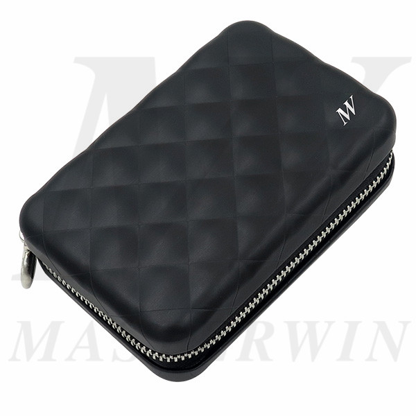 Aluminum_Quilted_Zipper_Wallet_QC16-001BA