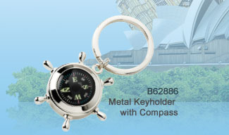 Metal_Keyholder_with_Compass_B62886