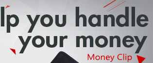 We can help you handle your money
