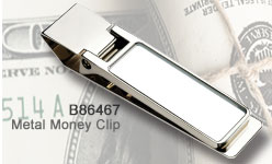 Metal Money Clip_B86467