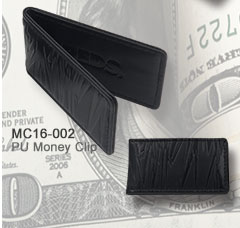 PU Money Clip_MC16-002