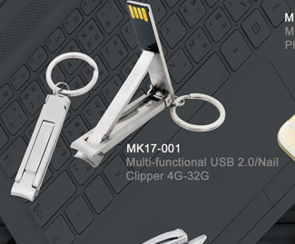 MK17-001_Multi-functional_USB_2.0_Nail_Clipper_4G-32G