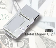 Metal Money Clip_8889