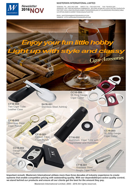 Enjoy your fun little hobby,light up with style and classy!