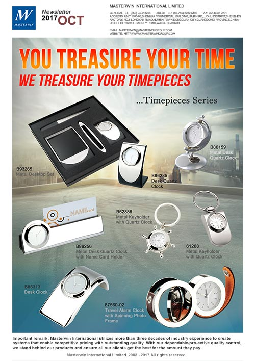 You treasure your time,We treasure your timepieces