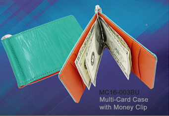 MC16-003BU_Multi_Card_Case_with_Money_Clip