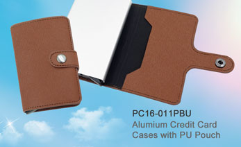 PC16-011PBU_Alumium_Credit_Card_Cases_with_PU_Pouch